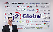 Hemi Zucker, CEO of J2 Global.