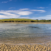 """The scenic reserve of Surat Bay was named after """"Surat"""", a sailing ship which was wrecked on these coasts in 1874."""