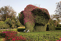 Topiary Elephant at Sofitel Hua Hin - The artful topiary at the Sofitel Hua Hin Resort are an attraction in themselves, whether or not you stay at this landmark hotel, formerly called the Railway Hotel.