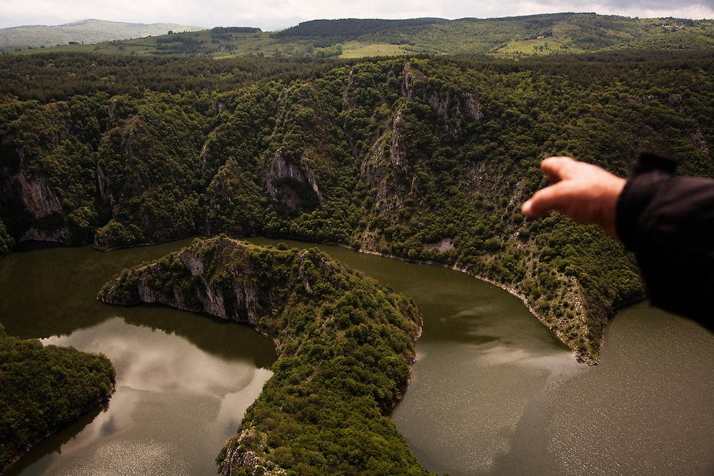 Travel in Serbia.<br /> Uvac Canyon. <br /> <br /> June 2013<br /> Matt Lutton