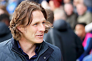 Wycombe manager Gareth Ainsworth before the EFL Sky Bet League 1 match between Peterborough United and Wycombe Wanderers at London Road, Peterborough, England on 2 March 2019.