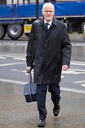 © Licensed to London News Pictures. 17/03/2021. London, UK. Minister of State for Schools Nick Gibb walks in Westminster .  Photo credit: George Cracknell Wright/LNP