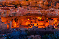 Spruce Tree House, Mesa Verde National Park, Colorado USA