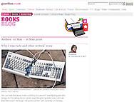 Broken Keyboard / Guardian.co.uk / May 2010