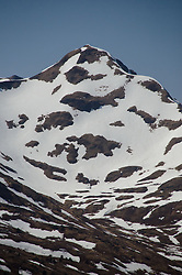 Barometer Mountain, Kodiak Island, Alaska, US