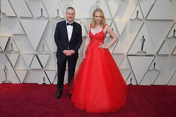 February 24, 2019 - Los Angeles, California, U.S - LYNETTE HOWELL TAYLOR AND GUEST during red carpet arrivals for the 91st Academy Awards, presented by the Academy of Motion Picture Arts and Sciences (AMPAS), at the Dolby Theatre in Hollywood. (Credit Image: © Kevin Sullivan via ZUMA Wire)