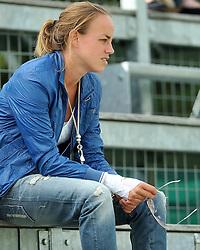 08-06-2011 HOCKEY: NEDERLAND - AZERBEIDZJAN: UTRECHT<br />Maartje Paumen<br />©2011-FotoHoogendoorn.nl