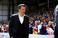 Hull City Manager Marco Silva during the Premier League match between Crystal Palace and Hull City at Selhurst Park, London, England on 14 May 2017. Photo by Andy Walter.