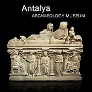 Pictures and Images of Antalya Archaeological Museum Antiquities and Artefacts Exhibits -