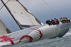 2009 Cowes week IRC SZ
