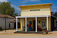 Johnson House, Old Town San Diego State Historic Park, San Diego, California