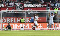 BILDET INNGÅR IKEK I FASTAVTALER. ALL NEDLASTING BLIR FAKTURERT.<br /> <br /> Fotball<br /> Tyskland<br /> Foto: imago/Digitalsport<br /> NORWAY ONLY<br /> <br /> 1. Bundesliga - Fußball - FC Ingolstadt 04 - TSG 1899 Hoffenheim - Pavel Kaderabek (TSG 3) trifft zum 0:2 gegen Torwart Ørjan Håskjold Nyland (1, FCI), Sandro Wagner (TSG 14) jubelt Tor, 1. BL - FC Ingolstadt 04 Saison 2016/2017 TSG 1899 Hoffenheim