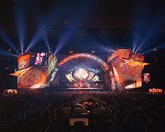 Grateful Dead 1994 08-03 | Giants Stadium NJ | Lighting and Set Design Images
