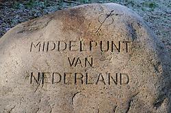 Middelpunt van Nederland, Meulunteren, Ede, Gelderland, Netherlands