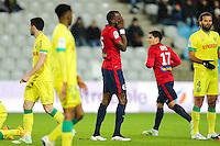 Kevin KOUBEMBA  - 31.01.2015 - Nantes / Lille - 23eme journee de Ligue 1 -<br />Photo : Vincent Michel / Icon Sport