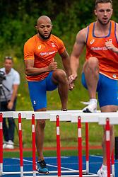 Hensley Paulina in action during the Press presentation of the olympic team Athletics on July 8, 2021 in Papendal Arnhem