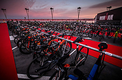 Preparations during Ironman 70.3 Slovenian Istra 2019, on September 22, 2019 in Koper / Capodistria, Slovenia. Photo by Vid Ponikvar / Sportida