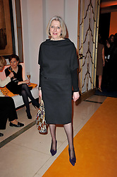 The Home Secretary THERESA MAY MP at the 38th Veuve Clicquot Business Woman Award held at Claridge's, Brook Street, London W1 on 28th March 2011.