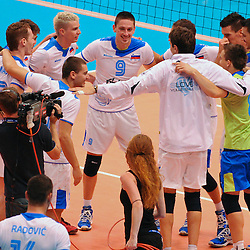 20110910: AUT, Volleyball - European Volleyball Championship, day 1