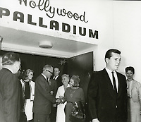 1962 Gloria Swanson and Barry Goldwater at  The Hollywood Palladium