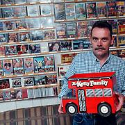Interview Willem Hoving ex fan Kelly Family Dr.Koppiusstraat 40 Ter Apel