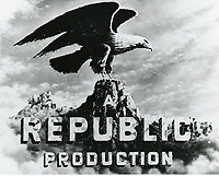 1954 Logo for Republic Studios