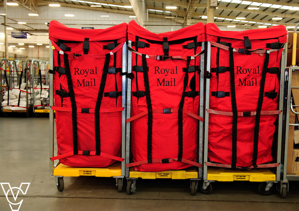 Generic and general images: Pictured are Royal Mail branded York's<br /> <br /> The team at the Royal Mail's Yorkshire Delivery Centre have won a lucrative new contract with online retail giants ASOS with the Tracked 48 product.<br /> <br /> Date: December 2, 2015