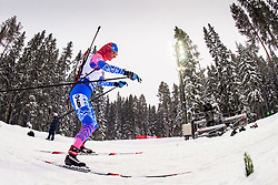 March 8, 2019 - –Stersund, Sweden - 190308 Irina Starykh of Russia competes in the Women's 7.5 KM sprint during the IBU World Championships Biathlon on March 8, 2019 in Östersund..Photo: Petter Arvidson / BILDBYRÃ…N / kod PA / 92247 (Credit Image: © Petter Arvidson/Bildbyran via ZUMA Press)