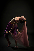 Photograph of Andanza's Ballet Academy student. (2013)
