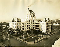 1935 La Belle Tour Apts. on Franklin Ave. Also see Hollywood Tower Apts