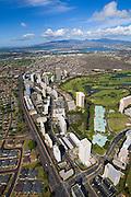 Salt Lake, Honolulu, Oahu, Hawaii