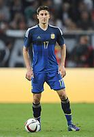 Fotball<br /> Tyskland v Argentina<br /> Privatlandskamp<br /> 03.09.2014<br /> Foto: Witters/Digitalsport<br /> NORWAY ONLY<br /> <br /> Federico Fernandez (Argentinien)<br /> Fussball, Testspiel, Deutschland - Argentinien 2:4