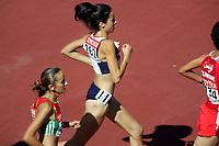 Friidrett, 6. august 2005, VM Helsinki, <br /> World Championship in Athletics<br /> Jo Ankier, GBR, 3000 m steeplechase