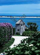 Chatham harbor windmill.