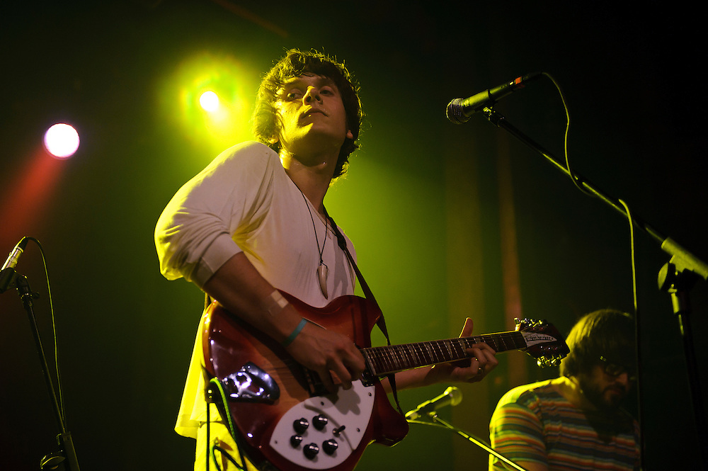 The Young Sinclairs performing at Webster Hall, NYC. June 6, 2010. Copyright © 2010 Matt Eisman. All Rights Reserved.