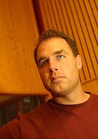 20010921: Ulriken Eagels Coatch - trener David Swan.