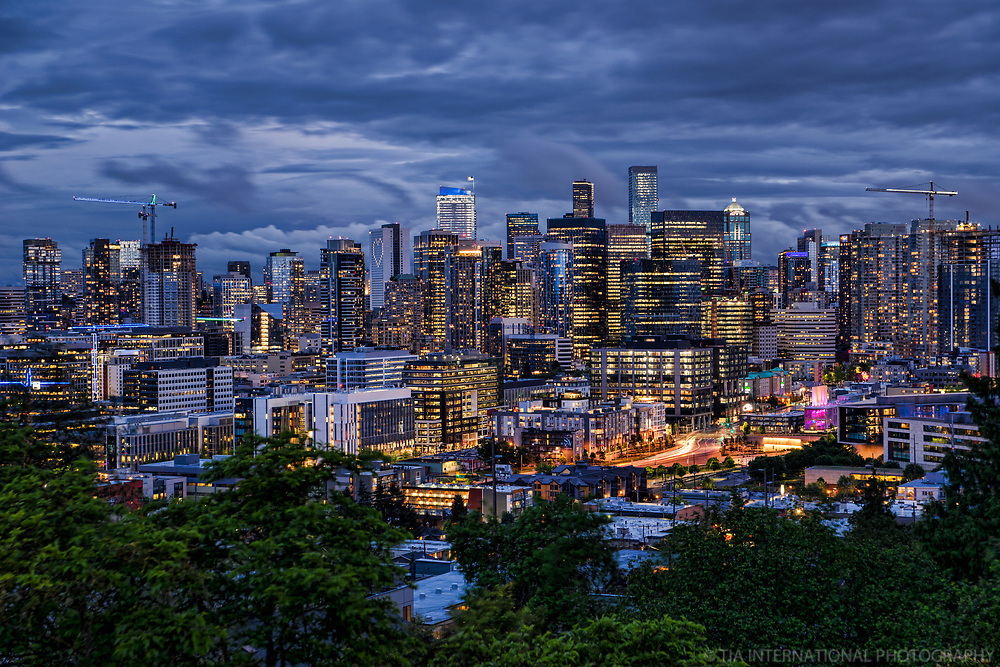 Seattle / Temptation of the Tempest