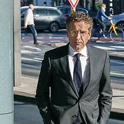 NLD/Amsterdam/20181027 - Herdenkingsdienst Wim Kok, Jeroen Dijsselbloem