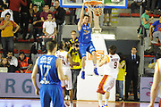 DESCRIZIONE : Roma Lega Basket A 2011-12  Acea Virtus Roma Novipiu Casale Monferrato<br /> GIOCATORE : Matt Janning<br /> CATEGORIA : controcampo schiacciata<br /> SQUADRA : Novipiu Casale Monferrato<br /> EVENTO : Campionato Lega A 2011-2012 <br /> GARA : Acea Virtus Roma Novipiu Casale Monferrato<br /> DATA : 29/04/2012<br /> SPORT : Pallacanestro  <br /> AUTORE : Agenzia Ciamillo-Castoria/ GiulioCiamillo<br /> Galleria : Lega Basket A 2011-2012  <br /> Fotonotizia : Roma Lega Basket A 2011-12 Acea Virtus Roma Novipiu Casale Monferrato <br /> Predefinita :