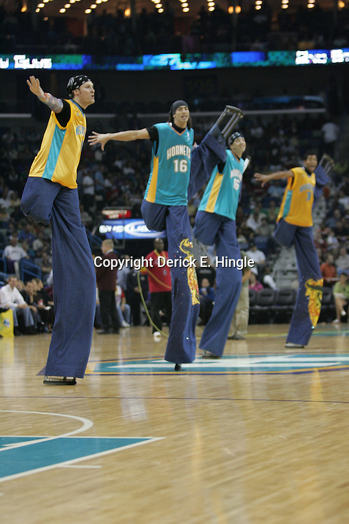 on February 22, 2008 at the New Orleans Arena in New Orleans, Louisiana.