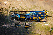 Jon Melby in his Pitts S-1-11B Muscle Bi-Plane.