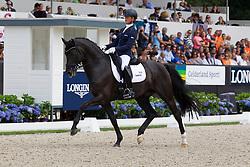 Cornelissen Adelinde, NED, Governor STR<br /> World Championship Young Dressage Horses <br /> Ermelo 2016<br /> © Hippo Foto - Leanjo De Koster<br /> 30/07/16