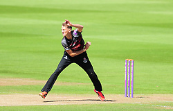 Max Waller of Somerset in action.  - Mandatory by-line: Alex Davidson/JMP - 29/08/2016 - CRICKET - Edgbaston - Birmingham, United Kingdom - Warwickshire v Somerset - Royal London One Day Cup semi final