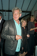 SIR IAN MCKELLEN AND JUDE KELLY, These Foolish Things, charity evening hosted by Sir Richard and Lady Rogers. Chelsea. London. 7 May 2008.  *** Local Caption *** -DO NOT ARCHIVE-© Copyright Photograph by Dafydd Jones. 248 Clapham Rd. London SW9 0PZ. Tel 0207 820 0771. www.dafjones.com.