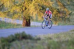 16.08.2013, Tristach, AUT, ECCO Benetton Sprint 2013, im Bild Teilnehmer mit Renrad. EXPA Pictures © 2013, PhotoCredit: EXPA/ Johann Groder