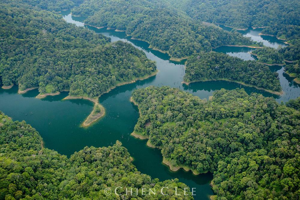 Batang Ai National Park. Sarawak, Malaysia (Borneo).