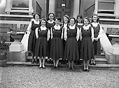 1952 St Mary's Dominican Convent Hockey