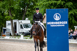 WEGO Nicole (GER), Budhi<br /> Redefin - Pferdefestival 2019<br /> NÜRNBERGER Burg Pokal<br /> Qualifikation zur Finalqualifikation<br /> St-Georg Special: 7-9-jährige Pferde<br /> 25. Mai 2019<br /> © www.sportfotos-lafrentz.de/Stefan Lafrentz