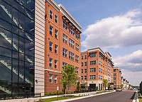 Architectural image of Elkridge MD apartments Dartmoor Place, by Jeffrey Sauers of CPI Productions
