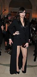 DAISY LOWE at the Harper's Bazaar Women of the Year Awards 2011 held at Claridge's, Brook Street, London on 7th November 2011.